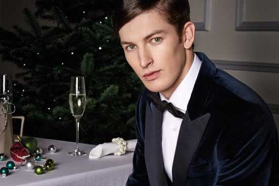 Hackett Christmas Campaign   Hollie Lacayo   Nick Tydermann