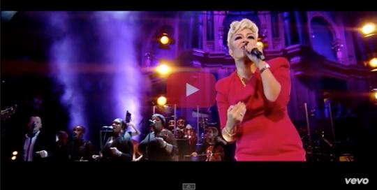 Emeli Sande – Live at the Albert Hall (stylist)