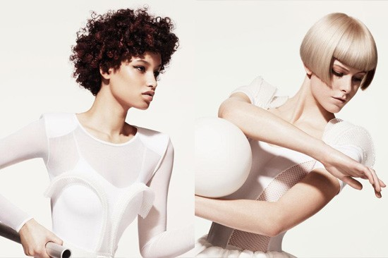 Vidal Sassoon l Photographer Jonathan Akehurst l Fashion Stylist Hollie Lacayo