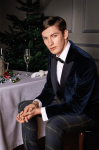 Hackett Christmas Campaign | Photographer Nick Tydermann | Fashion Stylist Hollie Lacayo