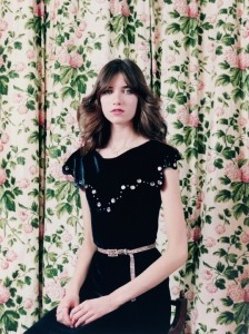 Vogue l Bay Garnett l Venetia Scott