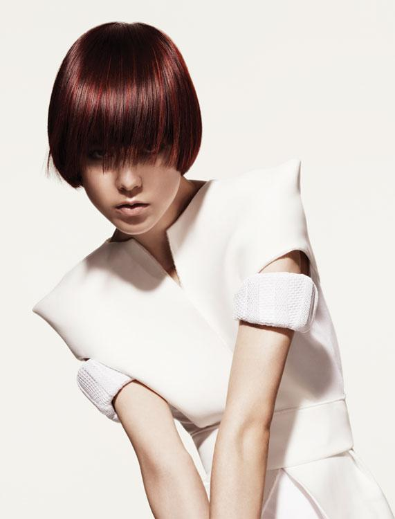 Vidal Sassoon | Photographer Jonathan Akehurst | Fashion Stylist Hollie Lacayo
