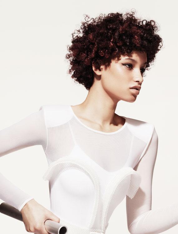 Vidal Sassoon | Photographer Jonathan Akehurst | Fashion Stylist Hollie Lacayo