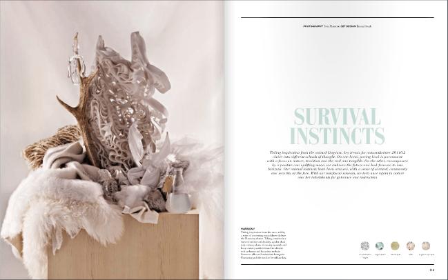 Salt Magazine l Holie Lacayo l Tom Mannion