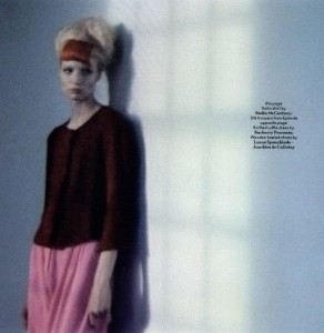 AnOther Magazine l Cathy Edwards l Pierre Debusschere