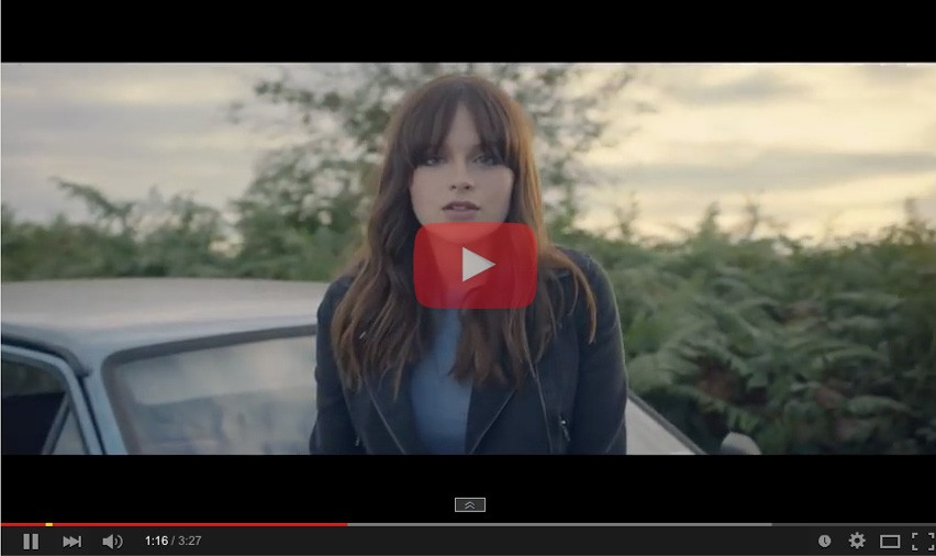 Gabrielle Aplin – Please Don't Say You Love Me (stylist)