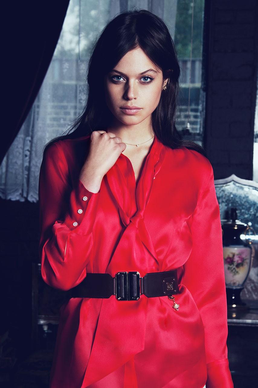 Chatelaine Belts | Photographer Hanna Hillier | Fashion Stylist Hollie Lacayo