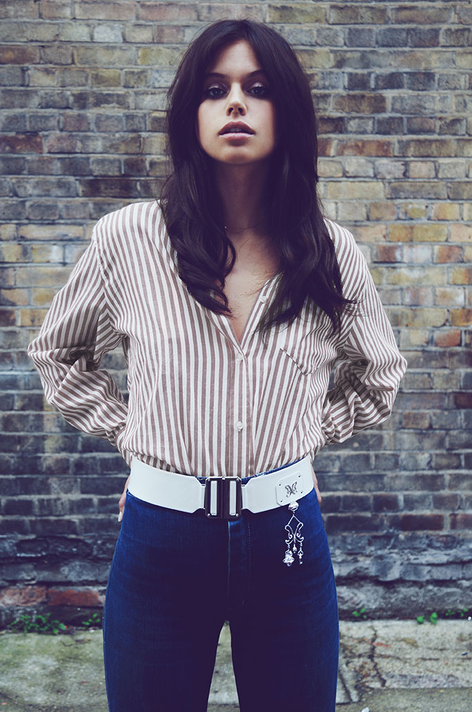 Chatelaine Belts   Photographer Hanna Hillier   Fashion Stylist Hollie Lacayo