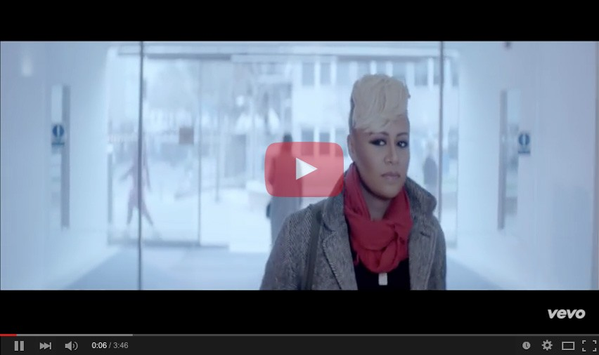 Emeli Sande – My Kind of Love (stylist)