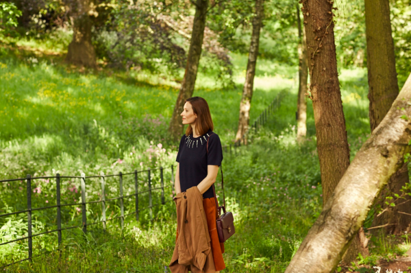 Hampstead Manor | Photographer Venetia Dearden | Fashion Stylist Hollie Lacayo