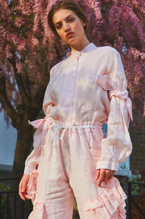 Photographer Jay Clarke | Fashion Stylist Hollie Lacayo | Model Angelika Rgevskaya