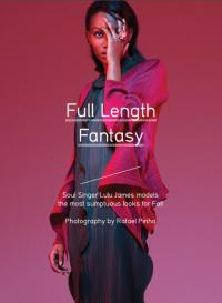 Materialist Magazine | Photographer Rafeal Pinho | Fashion Stylist Hollie Lacayo | Model Lulu James