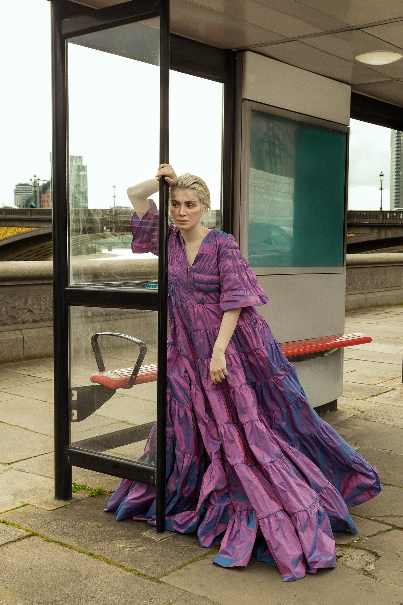1.3 - London fashion stylist Hollie Lacayo